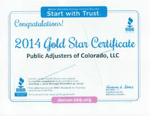 About Us - Public Adjusters of Colorado
